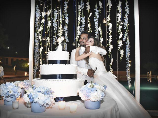 Il matrimonio di Subash e Ambra a Cagliari, Cagliari 86
