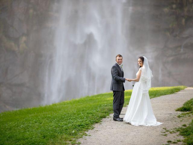 Il matrimonio di Mirko e Cinzia a Villa di Chiavenna, Sondrio 7