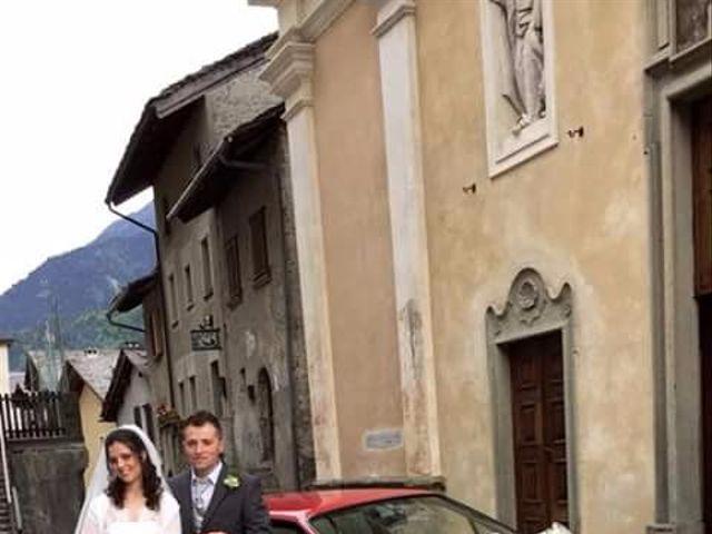 Il matrimonio di Mirko e Cinzia a Villa di Chiavenna, Sondrio 8