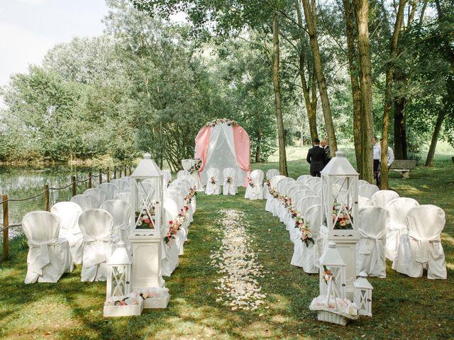 Il matrimonio di Vittorio e Lavinia a Milano, Milano 12