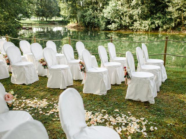 Il matrimonio di Vittorio e Lavinia a Milano, Milano 14