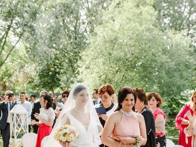 Il matrimonio di Vittorio e Lavinia a Milano, Milano 19