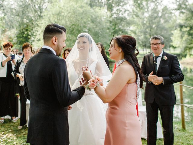 Il matrimonio di Vittorio e Lavinia a Milano, Milano 20