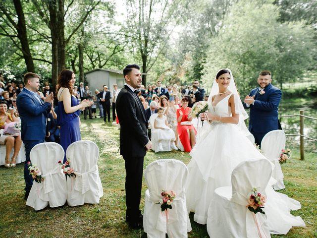 Il matrimonio di Vittorio e Lavinia a Milano, Milano 25