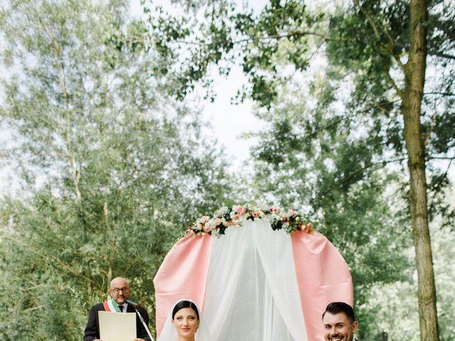 Il matrimonio di Vittorio e Lavinia a Milano, Milano 26