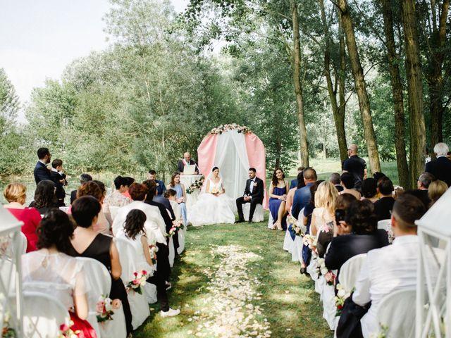 Il matrimonio di Vittorio e Lavinia a Milano, Milano 27