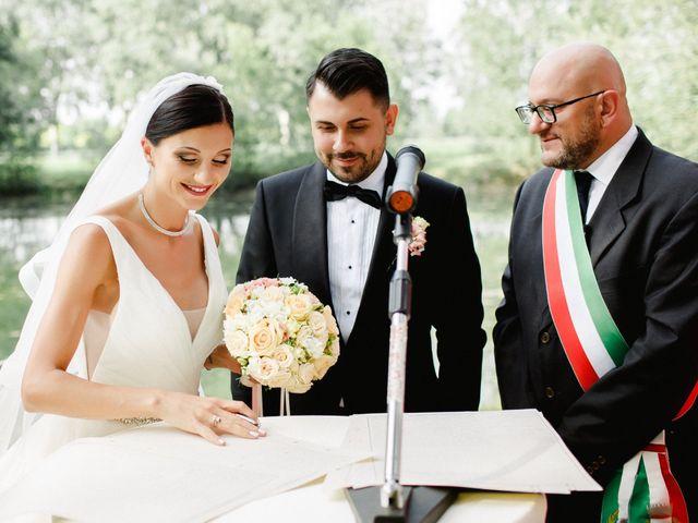 Il matrimonio di Vittorio e Lavinia a Milano, Milano 29