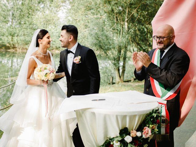 Il matrimonio di Vittorio e Lavinia a Milano, Milano 30