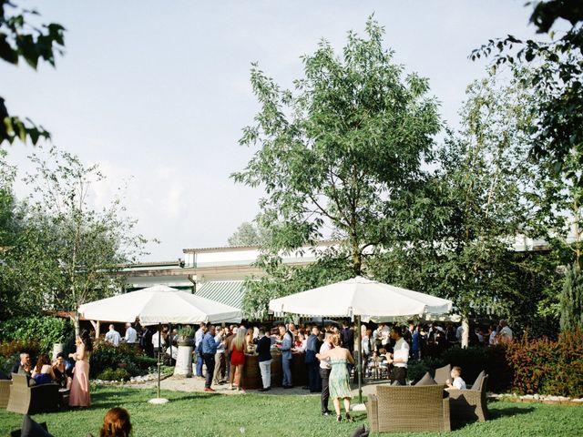 Il matrimonio di Vittorio e Lavinia a Milano, Milano 48