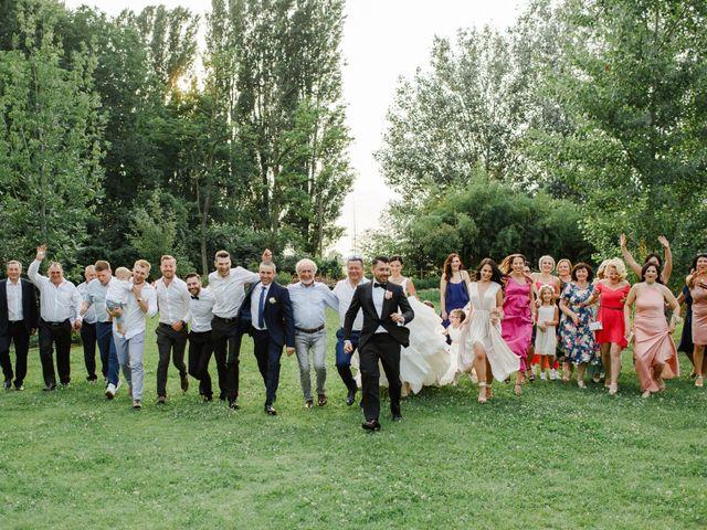 Il matrimonio di Vittorio e Lavinia a Milano, Milano 50