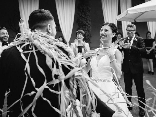 Il matrimonio di Vittorio e Lavinia a Milano, Milano 57