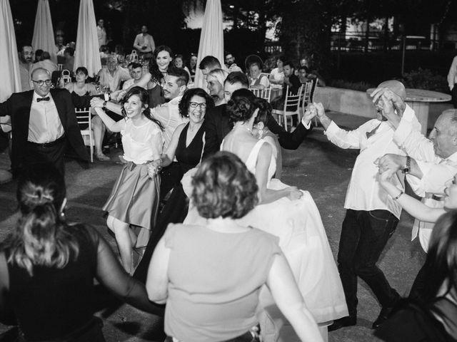 Il matrimonio di Vittorio e Lavinia a Milano, Milano 75