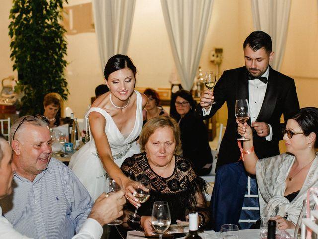 Il matrimonio di Vittorio e Lavinia a Milano, Milano 80
