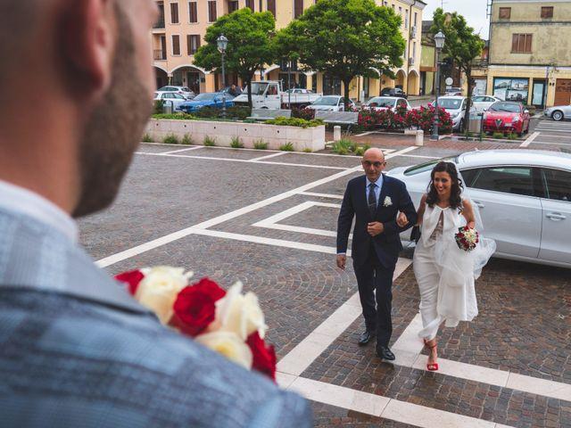 Il matrimonio di Enrico e Serena a Taglio di Po, Rovigo 1