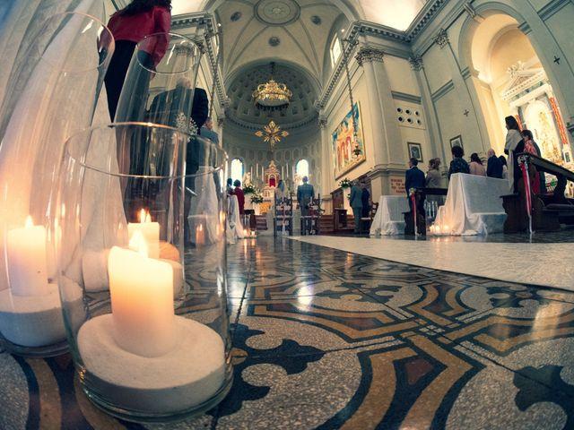 Il matrimonio di Enrico e Serena a Taglio di Po, Rovigo 12