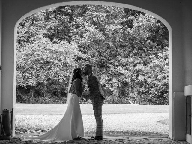 Il matrimonio di Enrico e Serena a Taglio di Po, Rovigo 17
