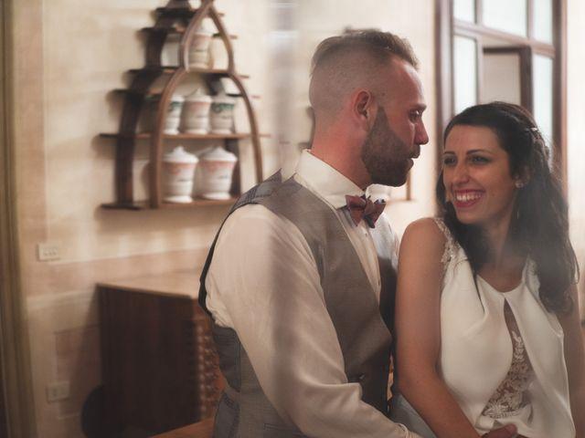 Il matrimonio di Enrico e Serena a Taglio di Po, Rovigo 27