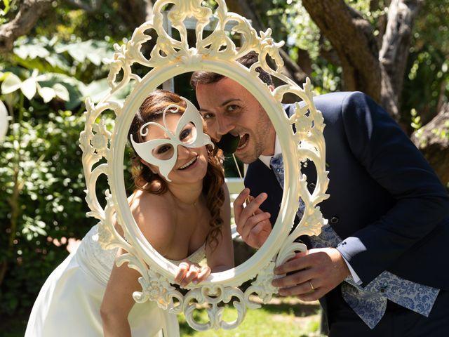 Il matrimonio di Claudio e Simona a Roma, Roma 2