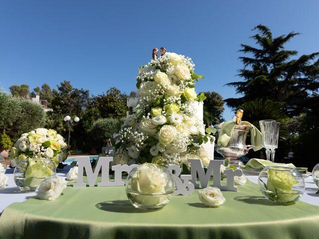 Il matrimonio di Claudio e Simona a Roma, Roma 5