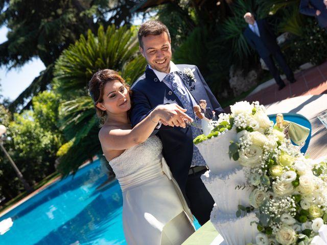 Il matrimonio di Claudio e Simona a Roma, Roma 6