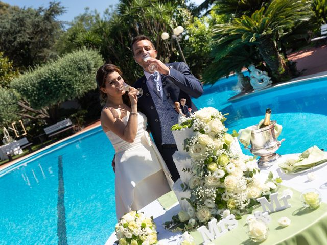 Il matrimonio di Claudio e Simona a Roma, Roma 8