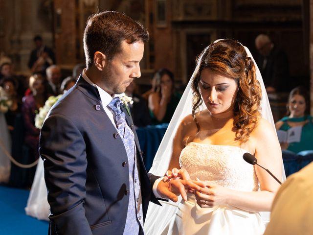 Il matrimonio di Claudio e Simona a Roma, Roma 10