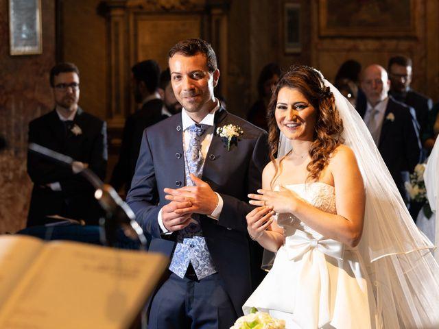 Il matrimonio di Claudio e Simona a Roma, Roma 11
