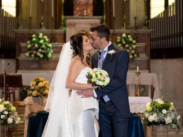 Il matrimonio di Claudio e Simona a Roma, Roma 12