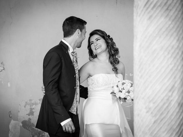 Il matrimonio di Claudio e Simona a Roma, Roma 15