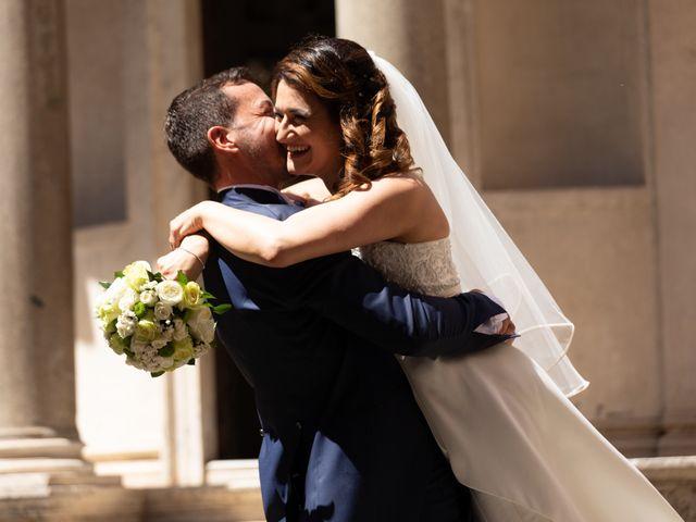 Il matrimonio di Claudio e Simona a Roma, Roma 16