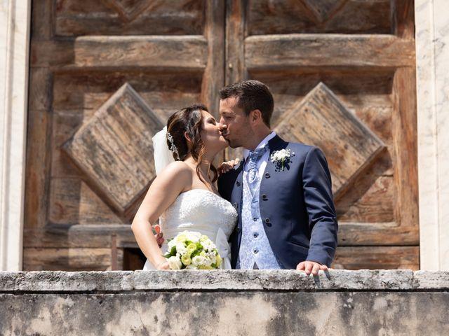 Il matrimonio di Claudio e Simona a Roma, Roma 17