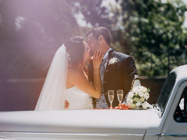 Le nozze di Simona e Claudio