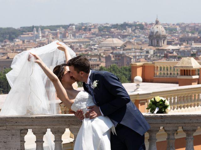 Il matrimonio di Claudio e Simona a Roma, Roma 20