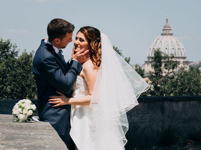Il matrimonio di Claudio e Simona a Roma, Roma 21