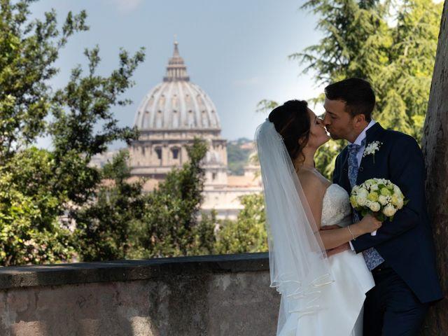 Il matrimonio di Claudio e Simona a Roma, Roma 22