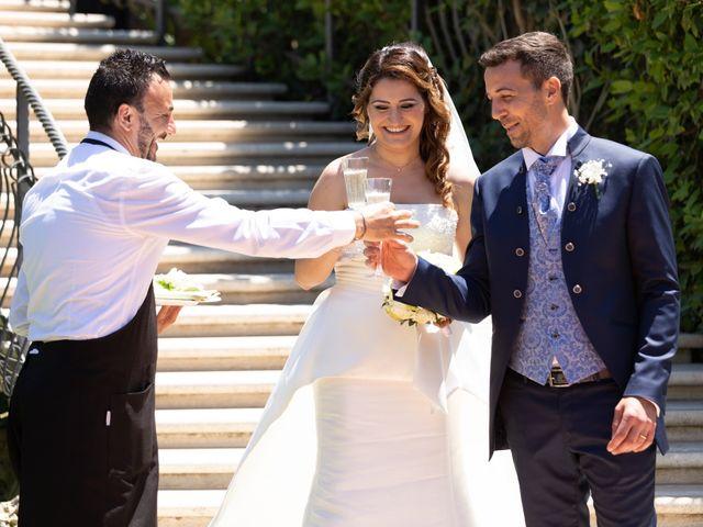 Il matrimonio di Claudio e Simona a Roma, Roma 24