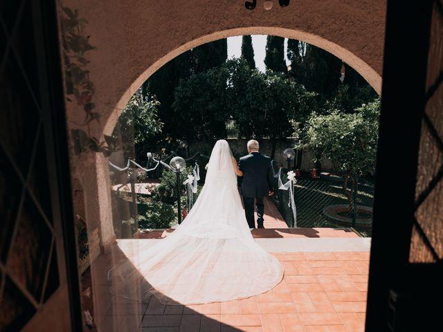 Il matrimonio di Claudio e Simona a Roma, Roma 34