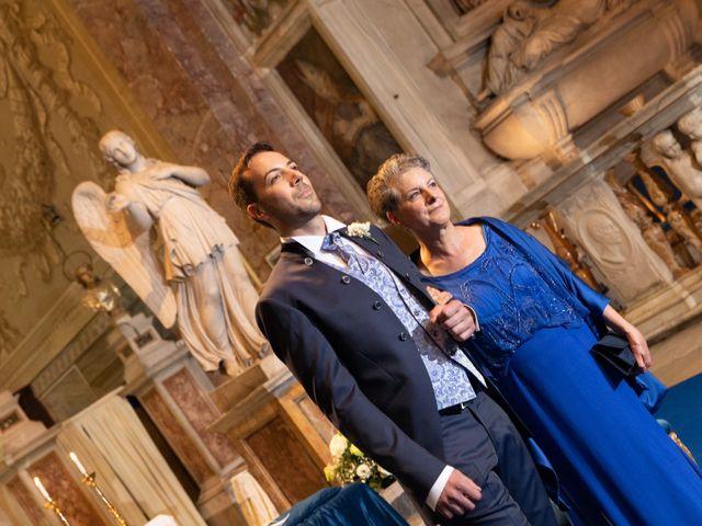 Il matrimonio di Claudio e Simona a Roma, Roma 38