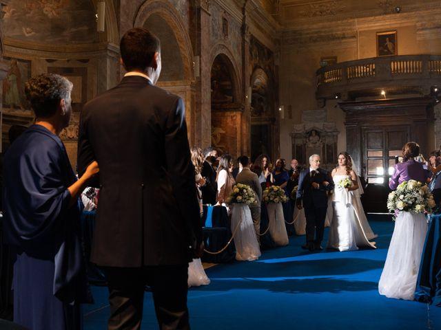 Il matrimonio di Claudio e Simona a Roma, Roma 42