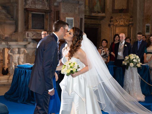 Il matrimonio di Claudio e Simona a Roma, Roma 43