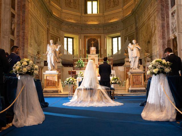 Il matrimonio di Claudio e Simona a Roma, Roma 44