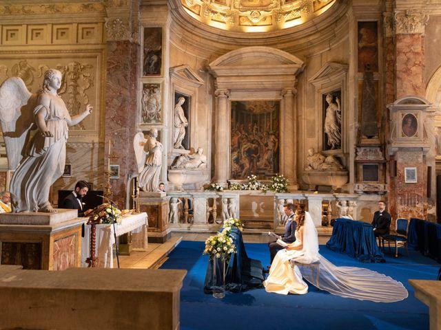 Il matrimonio di Claudio e Simona a Roma, Roma 46