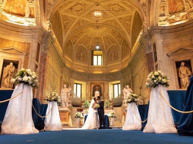 Il matrimonio di Claudio e Simona a Roma, Roma 49