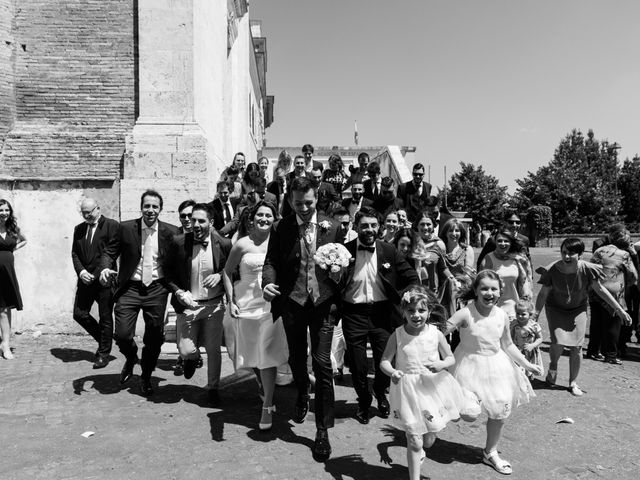 Il matrimonio di Claudio e Simona a Roma, Roma 50