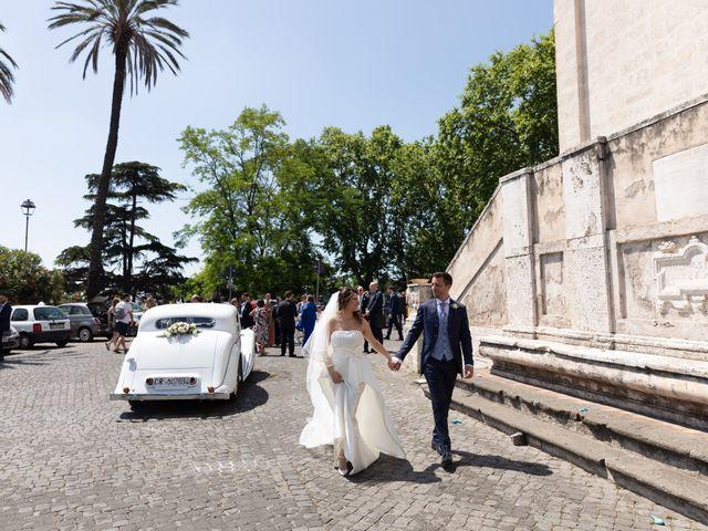 Il matrimonio di Claudio e Simona a Roma, Roma 51