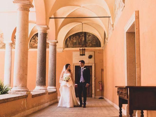 Il matrimonio di Claudio e Simona a Roma, Roma 52