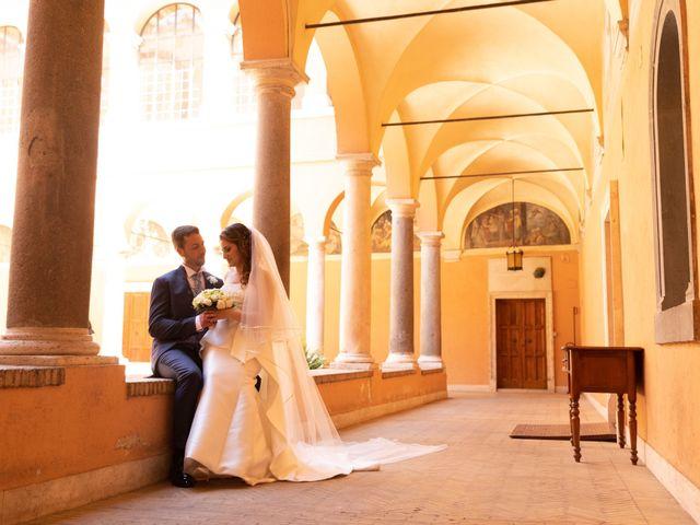 Il matrimonio di Claudio e Simona a Roma, Roma 54