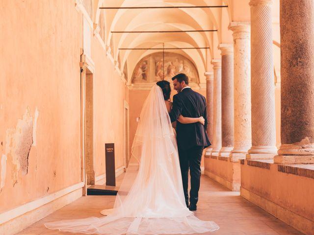 Il matrimonio di Claudio e Simona a Roma, Roma 55