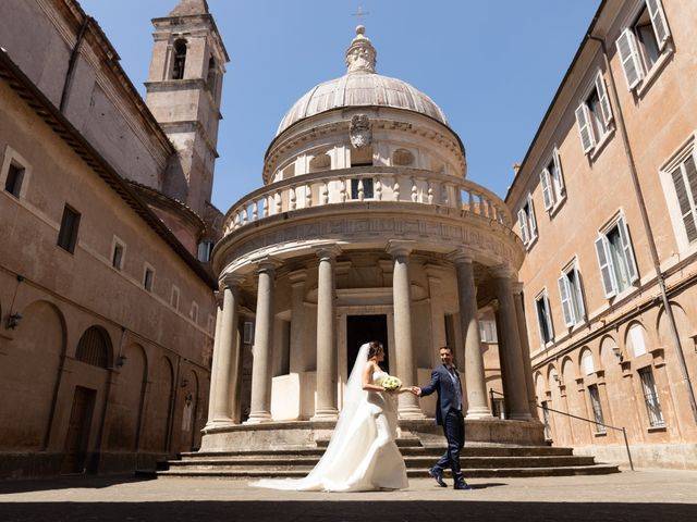 Il matrimonio di Claudio e Simona a Roma, Roma 56