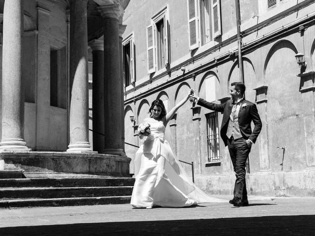 Il matrimonio di Claudio e Simona a Roma, Roma 57